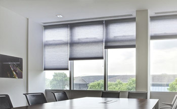 Commercial Office Blinds London
