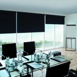 Commercial Office Roller Blinds London