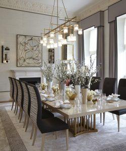 Luxury curtains
