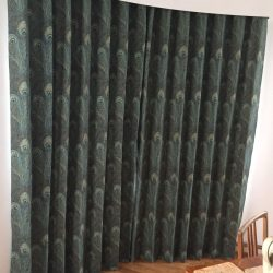 blackout wave curtains