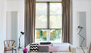 custom made curtains & blinds london