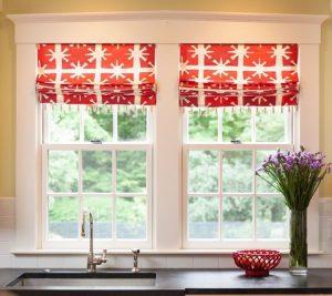 custom made roman blinds london